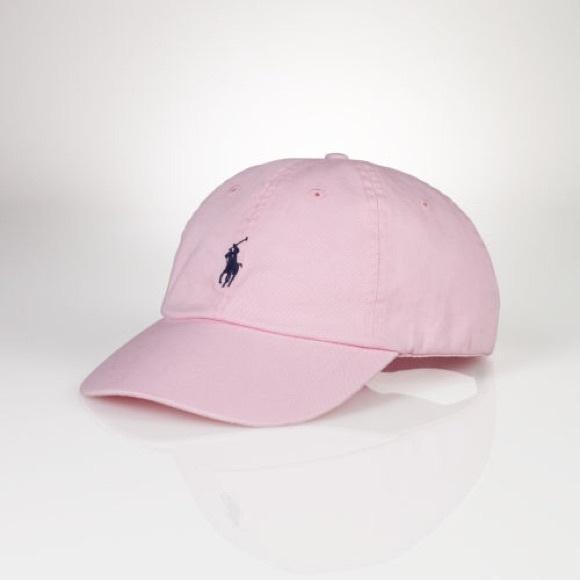 Pink POLO hat! M 5a8a1a3c9d20f06d75e06e23 ce9f727cd0c